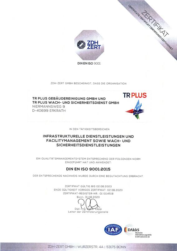 9001_Zertifikat